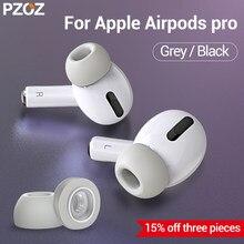 PZOZ – écouteurs sans fil Bluetooth airpods pro 1:1, oreillettes en mousse à mémoire de forme, étui pour écouteurs insonorisés