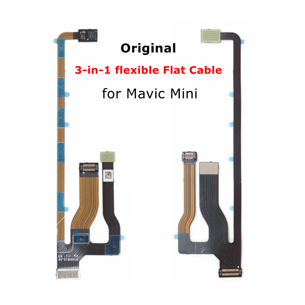 DJI Mavic Mini Flexible Flat Cable for Connection GPS Module Gimbal Camera Core Board Repair Parts Replacement Drone Accessories