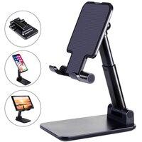 Soporte de escritorio para teléfono móvil, mesa Universal ajustable para iPhone, iPad y Xiaomi