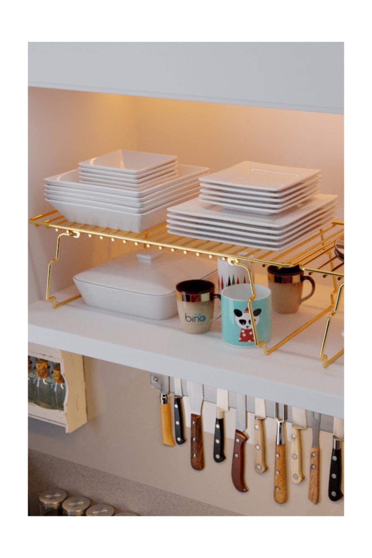 Multi-Purpose Bathroom Kitchen Cabinet Interior Wardrobe regulator Gold Stainless Plated Gift Mother Dear Elegant Design Wardrobe Edit