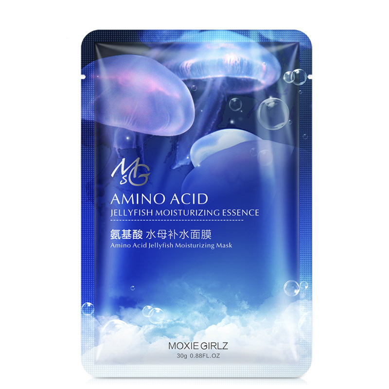 Amino Acid Jellyfish To Replenish The Water Membrane Moisturizing And Brightening Skin Tone