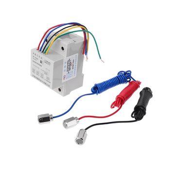 DF-96ED Automatische Water Level Controller Schakelaar 10A 220V Water Tank Vloeistofniveau Detectie Sensor Waterpomp Controller