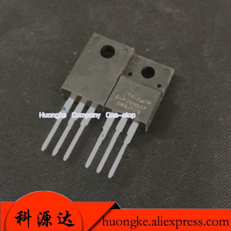 10pcs/lot SVF20N50F 20A 500V TO-220F In Stock