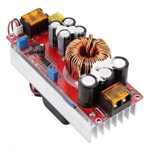 Image 2 - Преобразователь напряжения 10 60 в 12 97 в 1500 Вт 30 А, повышающий преобразователь напряжения, модуль питания CC CV