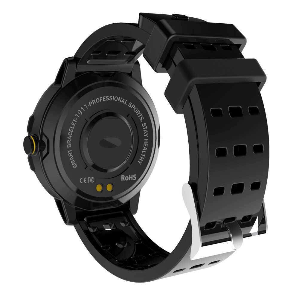 V5 tempo empurrar freqüência cardíaca relógio inteligente banda monitor de oxigênio pressão arterial multi modos esporte colorido fitness relógio inteligente 2019