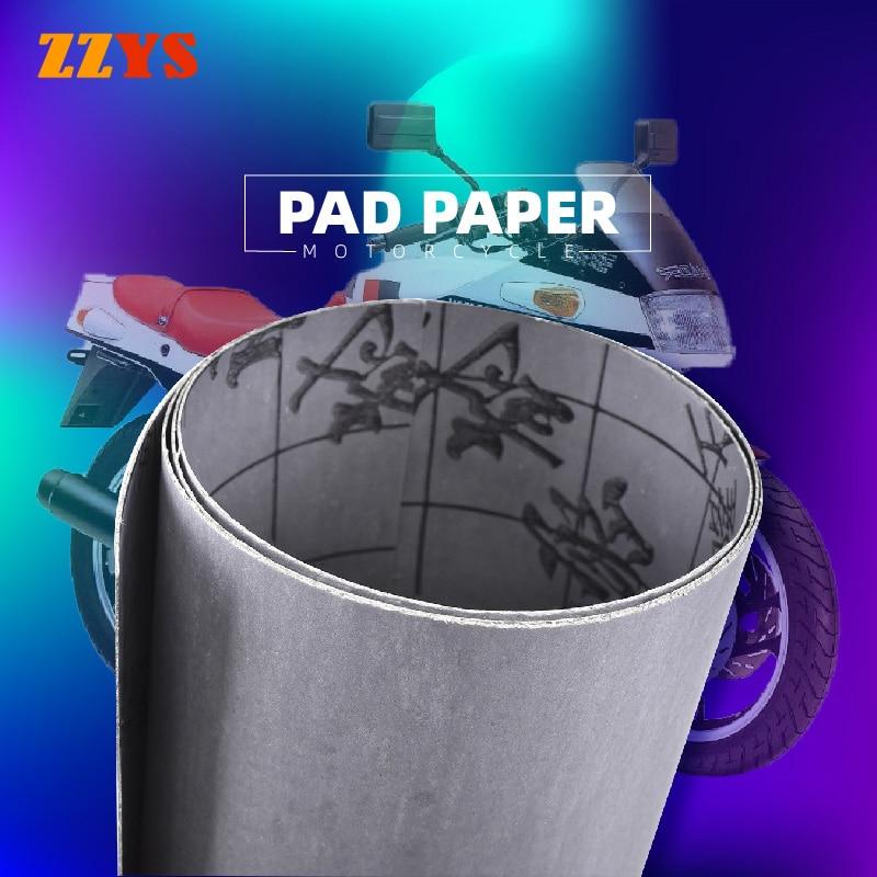 450x750 мм Универсальный Мотоциклетный Двигатель бензиновый двигатель уплотнение без утечки масла Pad бумага для прокладок