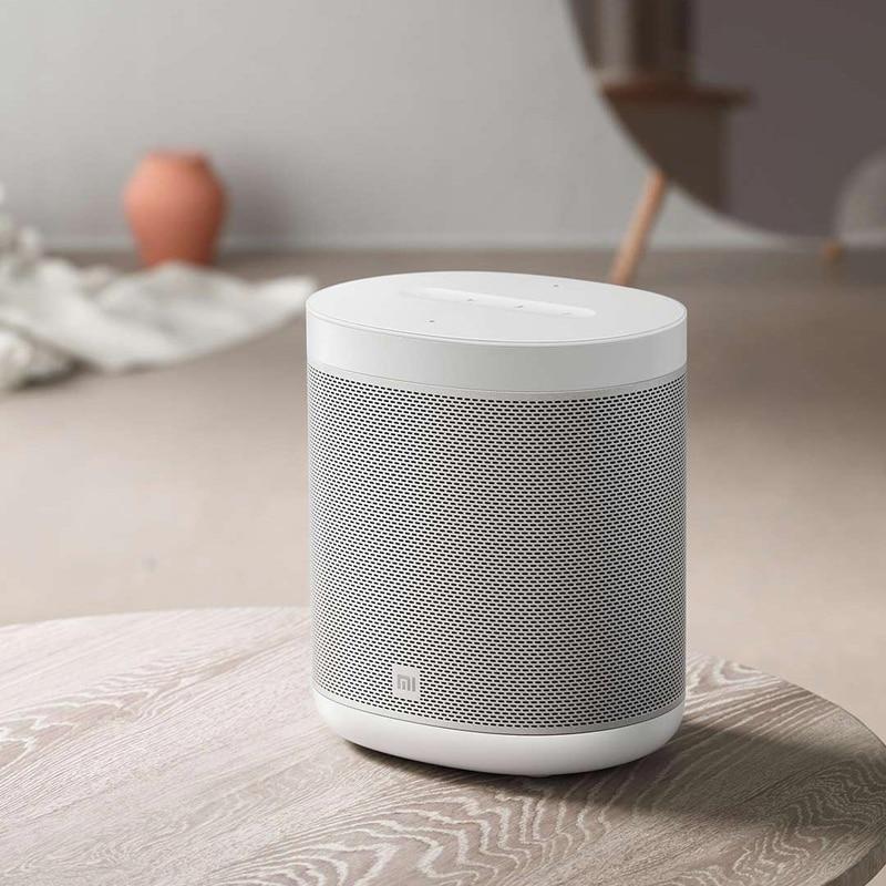 Xiaomi Mi Speaker Art AI Smart Google Assistant & Chromecast bluetooth Wireless Speaker LED Light Stereo Subwoofer 3