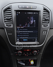 Reproductor de navegador GPS para Opel insignia Buick Lacrosse, pantalla Vertical, Android, para Opel insignia Buick 2009 2013