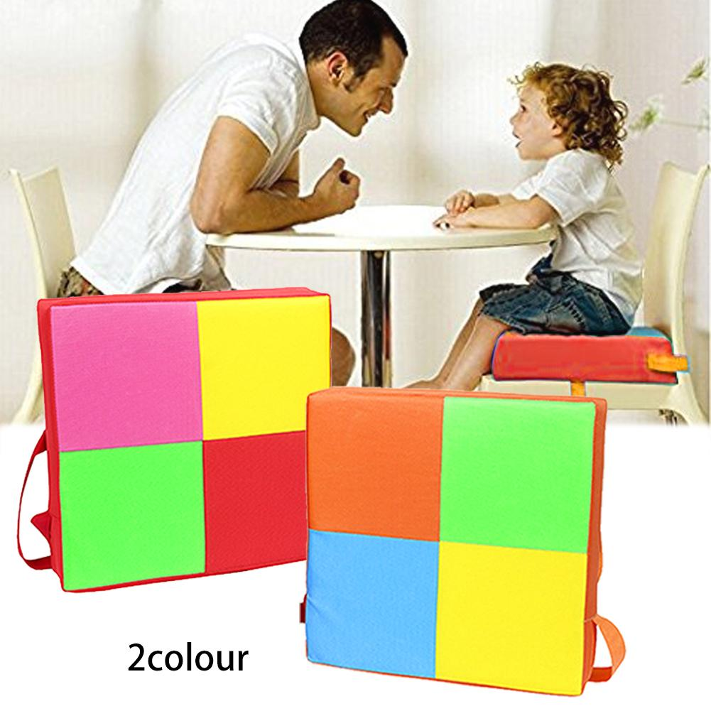 Non-slip Student Seat Cushion Baby Dining Chair Cushion Baby Booster Seat Heightening Cushion Child Chair Seats Product For Baby