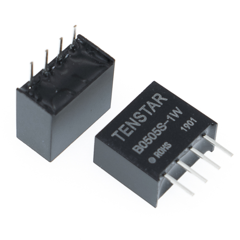 1pcs B0505S-1W 5V to 5V converter DC DC <font><b>power</b></font> <font><b>module</b></font> converter 1000VDC <font><b>Isolation</b></font> image