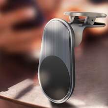 Magnetic Car Holder For Phone in Car Air Vent Clip Mount Magnetic Mobile Phone Holder Universal Car GPS Navigatio Mount Stand jxsflye new products 2019 innovative product car mount universal phone holder dashboard magnetic car holder