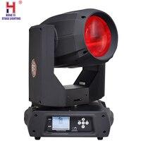 Leier 17R 350W strahl moving head licht bühne lichter von hoher qualität mit 2 prisma für dj disco beleuchtung