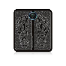 Pulse Electric Foot Step Foot Massager Foot Massage Machine Ems Foot Pad Smart Acupuncture Foot Massage Pad