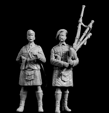 1/35  Ancient Stand Man Include 2  Resin Figure Model Kits Miniature Gk Unassembly Unpainted
