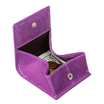 Mini Small Wallet Female Real Cow Leather Creative Designer Individuation Coin Bag 580-50 Women Genuine Leather Coin Purse
