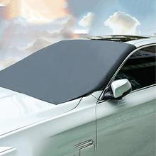 Magnet Windshield-Cover Car-Cover Sun-Block Front