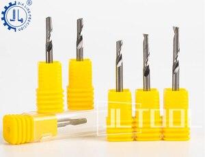 Image 3 - JIALING 1PC אחת חליל אלומיניום חיתוך חותך כלים צעד cnc פיסות הנתב/סוף מיל עבור אלומיניום