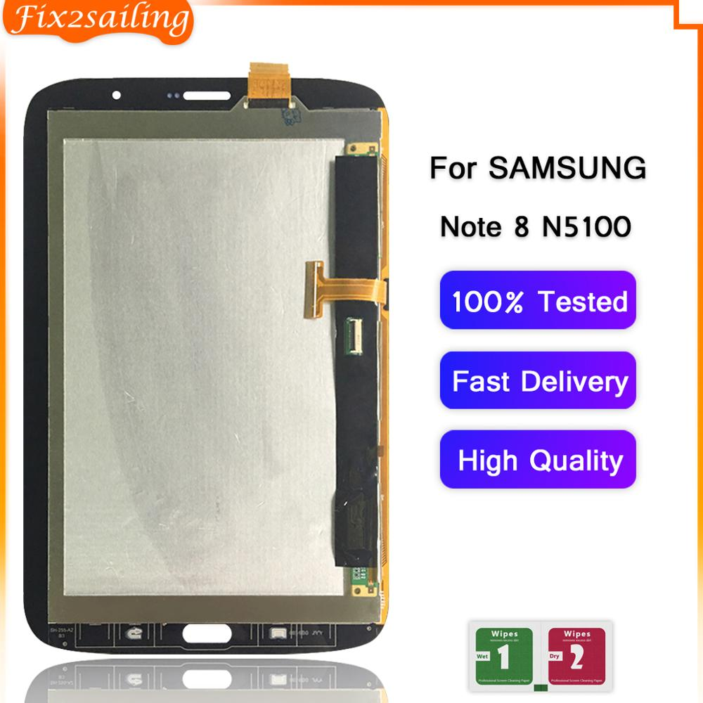 Premium LCD Screen Display Flex Cable for Samsung Galaxy Note N5100 N5110