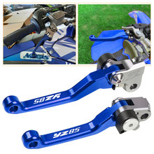 Motorcycle Accessories Brake Clutch Lever Pivot Lever Dirt Bike Motocross FOR YAMAHA YZ85 YZ 85 2001 2002 2003 2004 2005 2018