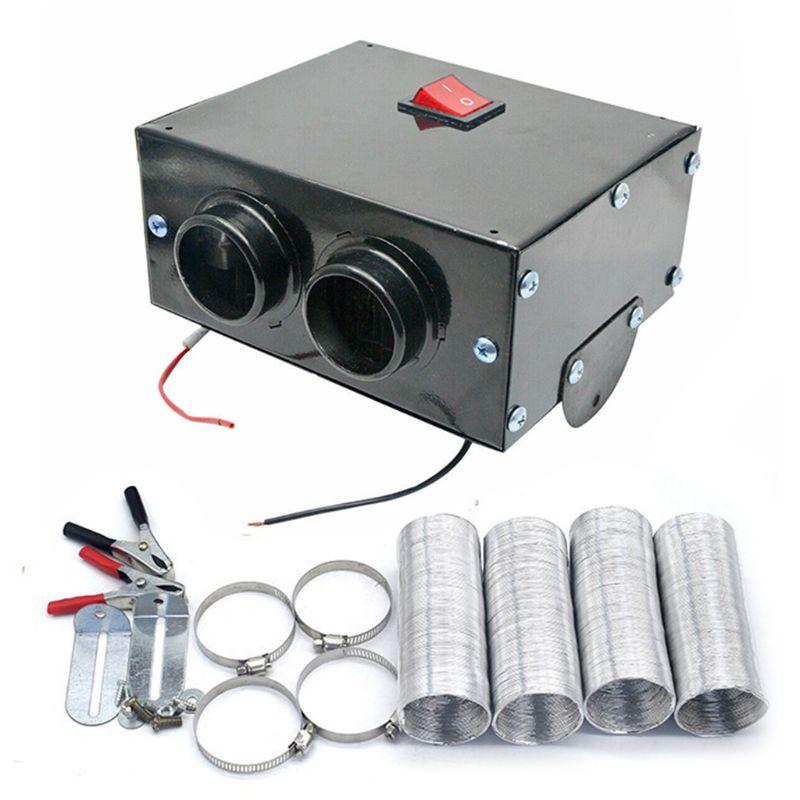 12В 600 Вт Авто Портативный электрический нагреватель Подогреватель охлаждающий вентилятор Defroster Demister