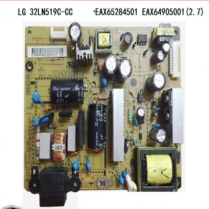 FOR LG 32ln5100-cp 32ln519c-cc Power Board EAX64905001 Lgp32-13pl1