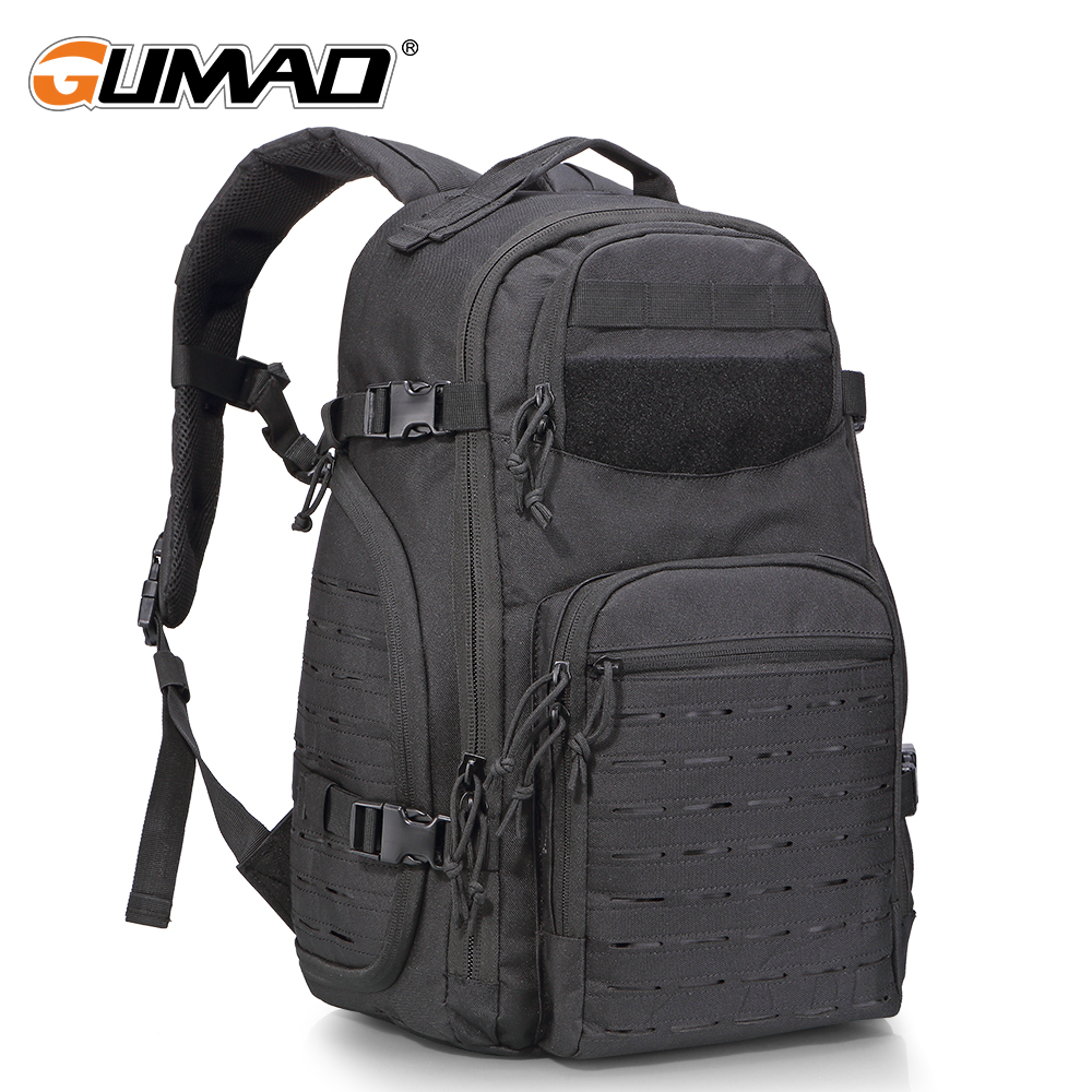 1000D Laser Cutting Molle Outdoor Tactical Backpack Utility Bag Military Rucksack Army Hunting Trekking Camping Hiking Travel