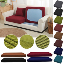 Sofa-Cover Furniture-Protector Elastic Living-Room Remova Corduroy for Spandex Pet Kids