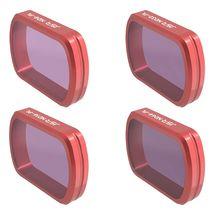 4 in 1 ND8-PL ND16-PL ND32-PL ND64-PL Camera Lens Filter Kit Set for DJI OSMO POCKET Gimbal Accessories
