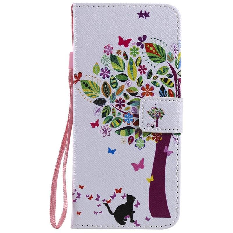 For Samsung Galaxy J3 J5 J7 A5 A3 J1 2016 S5 S6 S7 Edge S8 S9 S10 Plus A20 A30 A40 A50 Capa Flip Case Wallet Leather Cover D06F