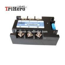 цена на 40A 3-phase motor reversing SSR solid state relay,motor control SSR,DC input