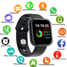 GM20 Smart Watch Heart Rate Blood Pressure Blood Oxygen Brac