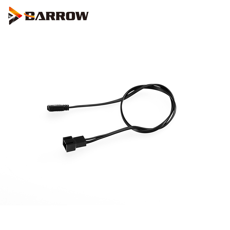 Original Barrow ZBDZJX-5 LRC RGB v2 5v Aurora cable sync mainboard Compatible ASUS X299 motherboard with 5V 3PIN plug 1