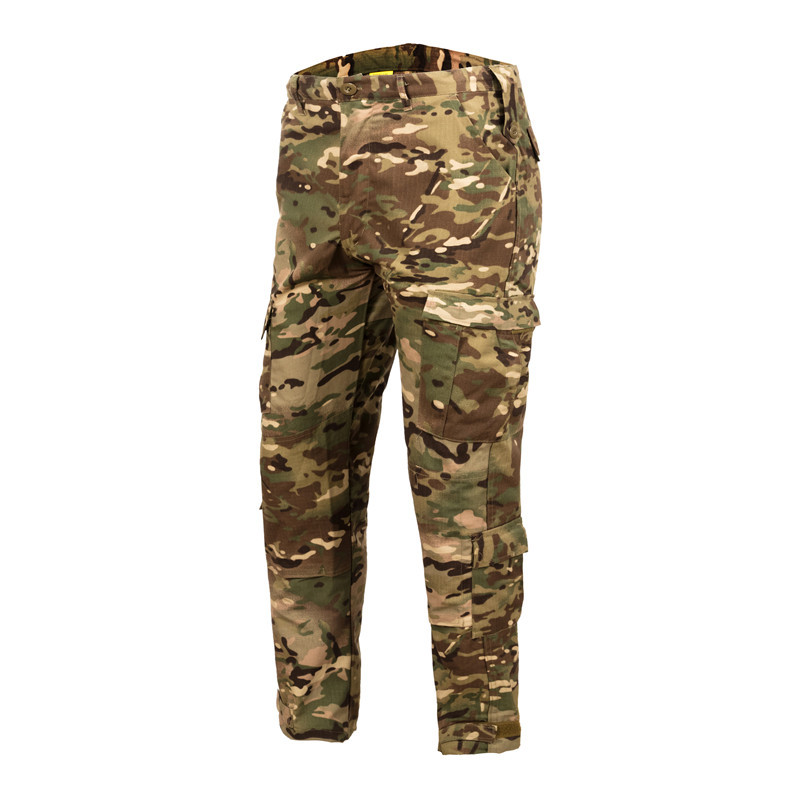 ACU Second Generation Military Tactical Training Clothes Special Forces CP Outdoor Camping Service Camouflage Set CS Suit Pants