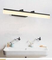 현대 LED 미러 빛 7W/9W/13W AC90-260V 방수 호텔 Dustrial 장식 욕실 Ligh 드레서 메이크업 벽 램프