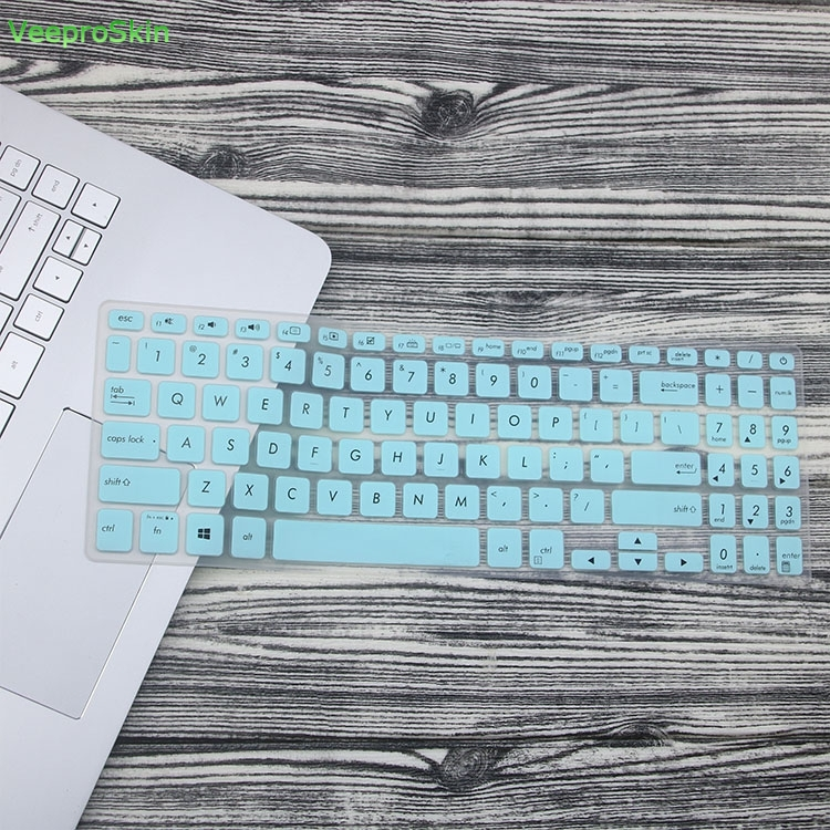 Silicone Notebook Keyboard Cover Skin Protector for Lenovo ThinkPad X1 Carbon T431S T440S T440P T440 L330 T430U S430 E445-allblue