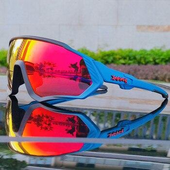 Equitação ciclismo óculos de sol mtb polarizado esportes óculos de ciclismo óculos de bicicleta de montanha 7