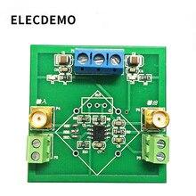 Moduł OPA129 moduł wysokiej impedancji wzmacniacz operacyjny konwersja sygnału elektrody konwersja IV wzmacniający słaby sygnał