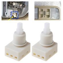 2 шт. внутренний купольный светильник, датчик переключателя лампы, подходит для Honda Accord CR-V Pilot Odyssey Pilot Ridgeline Acura TSX 34404-SDA-A21