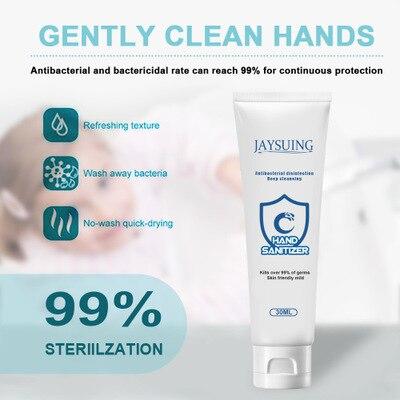 Daily Household Products Sterilization Gel Foam Bottle Amino Acid Antibacterial Hand Sanitizer Gel