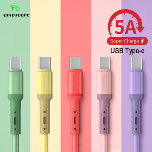 USB Type C Cable For Samsung S10 S9 A51 Redmi Note 8 9 Pro Fast Charging USB Type C Data Sync Cable For Huawei P30 P20 Lite Pro