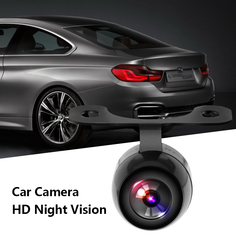 170 ° HD Night Vision Car Rear View Camera 170° Wide Angle Reverse Parking Camera Waterproof title=