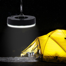 Mini LED Camping Light Tent Lamp Hook Flashlight Portable Lantern LED Bulb Battery Powered Outdoor Hiking Night Hanging lamp