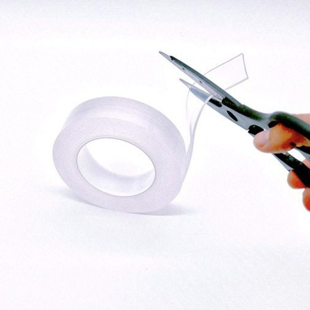 Multi-Functional Double-sided Self Adhesive Nano-Adhesive Residue-Free Tape Roll
