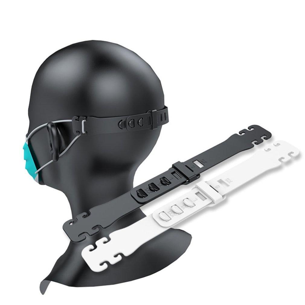 Mask Strap Extend Belt Anti-Tightening Ear Mask Hook Anti-Earache Ear Hook Extend Belt Adjustment Artifact