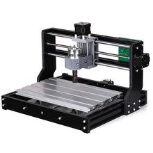 Gravador a laser cnc3018 pro diy cnc roteador máquina de gravura grbl controle 3 eixos para pcb pvc plástico acrílico escultura em madeira moagem