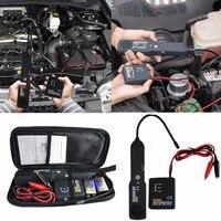 Em415pro instrumento de diagnóstico automático com plástico ferramenta de reparo do carro detector tracer