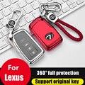 ZOBIG чехол для автомобильного ключа для Lexus NX GS RX IS ES GX LX RC 200 250 350 LS 450H 300H автомобильные аксессуары чехол для ключей брелок