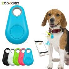 Rastreador Mini GPS inteligente antipérdida para mascotas, resistente al agua, con Bluetooth, para llaves de perro y gato, bolso, rastreador para niños