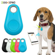 Huisdieren Smart Mini Gps Tracker Anti-verloren Waterdichte Met Bluetooth Voor Pet Hond Kat Sleutels Portemonnee Bag Kids Trackers finder Apparatuur