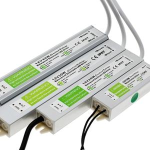 Image 5 - Led 드라이버 dc12v 24 v ip67 방수 조명 트랜스 포 머 야외 조명 12 v 전원 공급 장치 10 w 20 w 30 w 45 w 60 w 100 w 150 w 200 w
